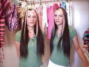 blonde Zwillinge